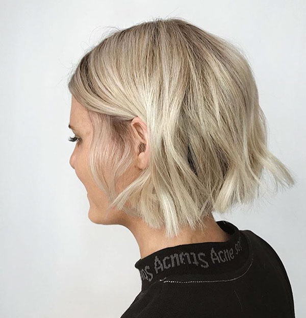 Haircuts For Girls With Short Hair