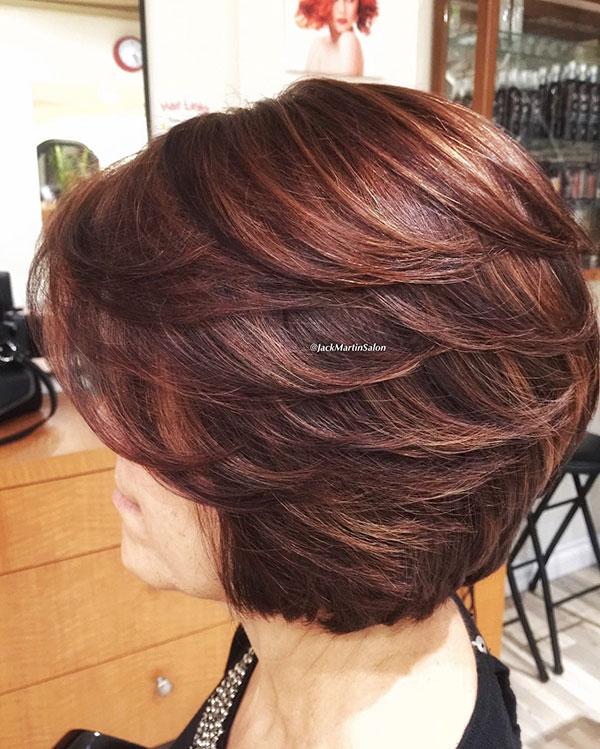 Vibrant Hair And Short Hair