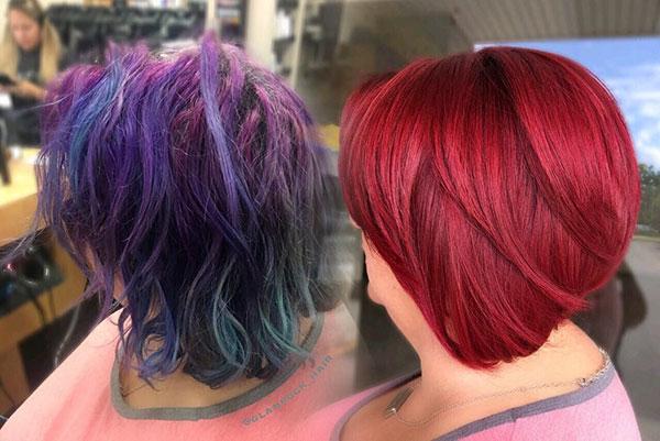 Womans Short Haircuts