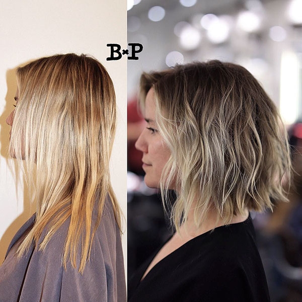 Short And Choppy Hairstyles
