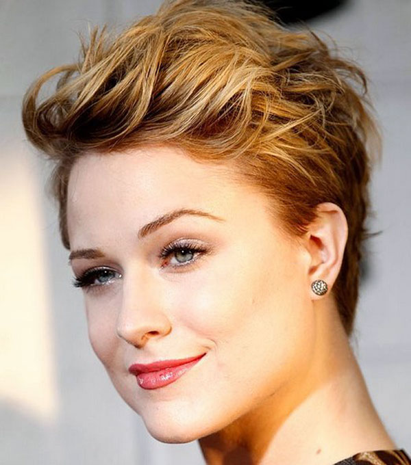 Short Sexy Hairstyles