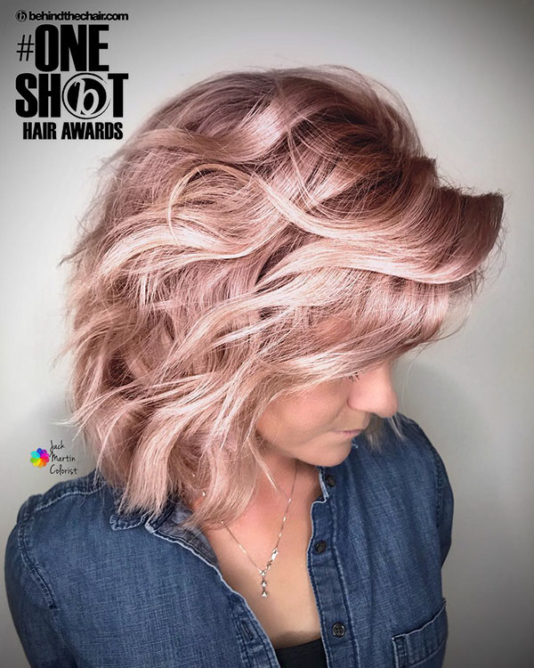 Short Hair For Wedding Party