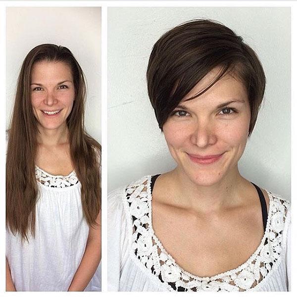 Short Hair Cut Hairstyles