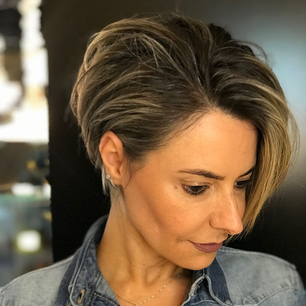 Hairdos For Short Hair