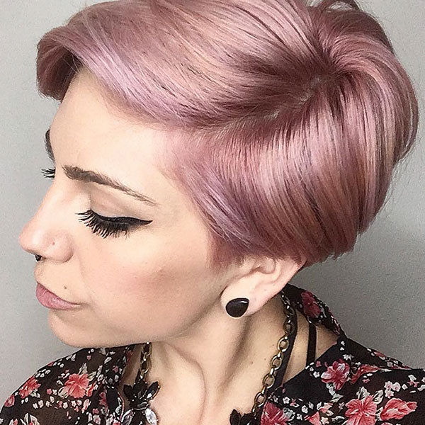 Short Sexy Hair Ideas