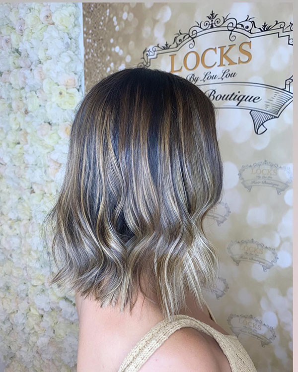 Images Of Short Choppy Cuts