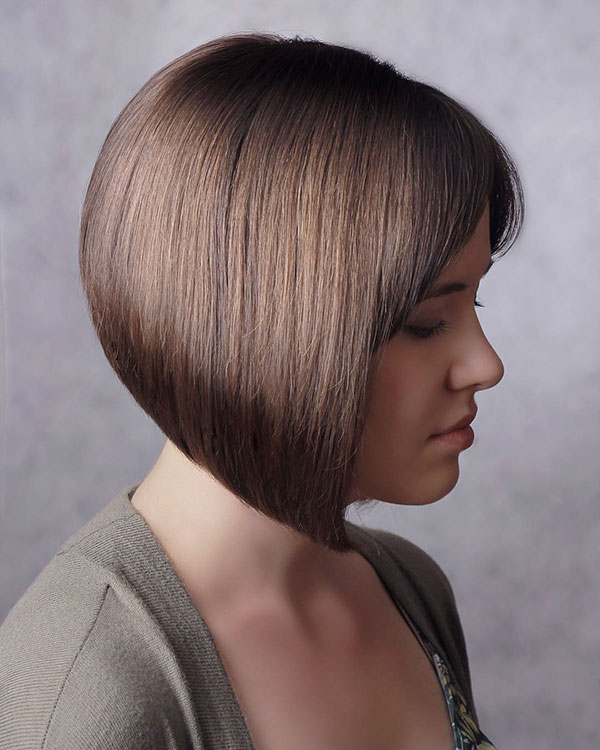Pictures Of Short Haircuts For Girls