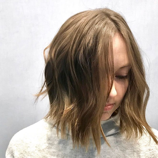 Short Choppy Cut Ideas
