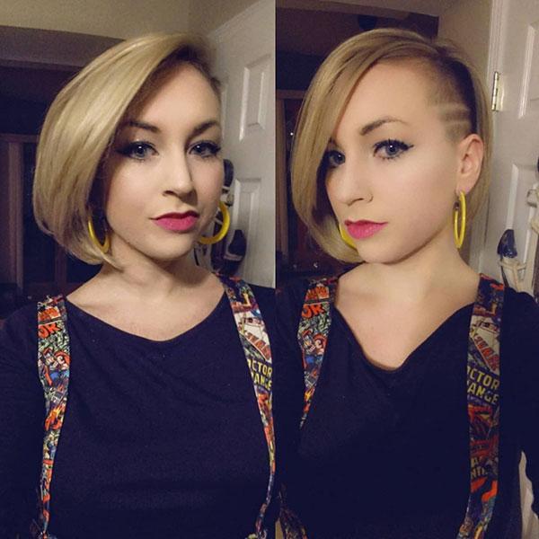 2021 female short hairstyles