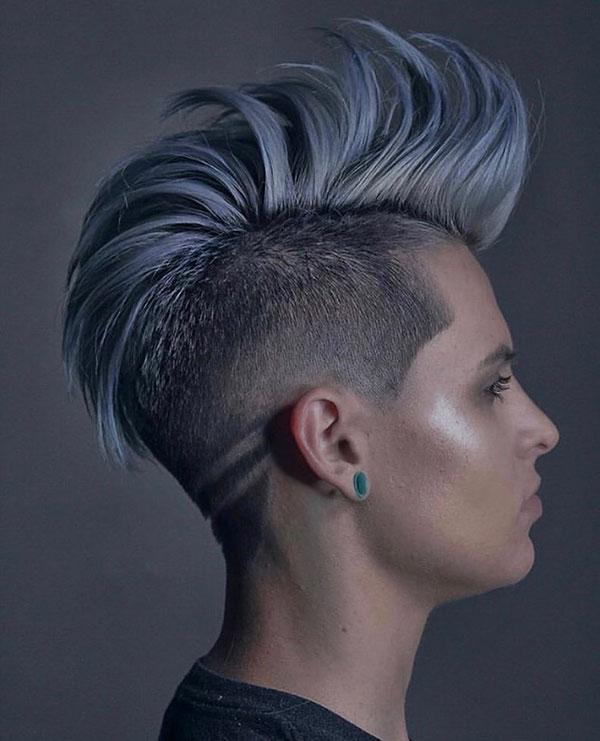 2021 short hair