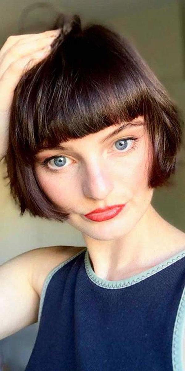 2021 short haircuts for women