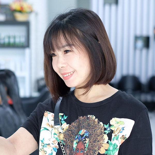 2021 short women's haircuts