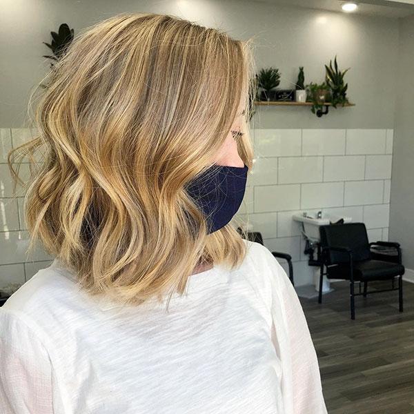 2021 summer short haircuts