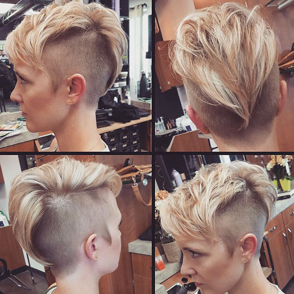 2021 trending short hairstyles