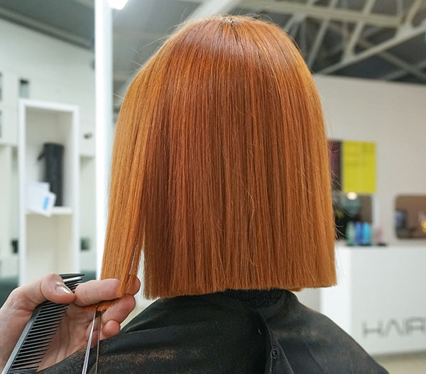bob cut hair styles