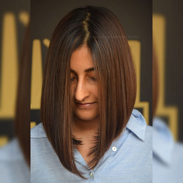 bob cut hairstyle for women
