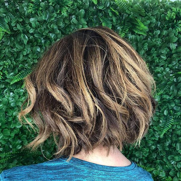 bob hair cut image