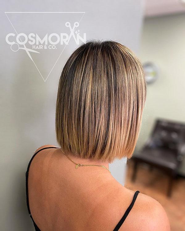 bob hair styles 2021