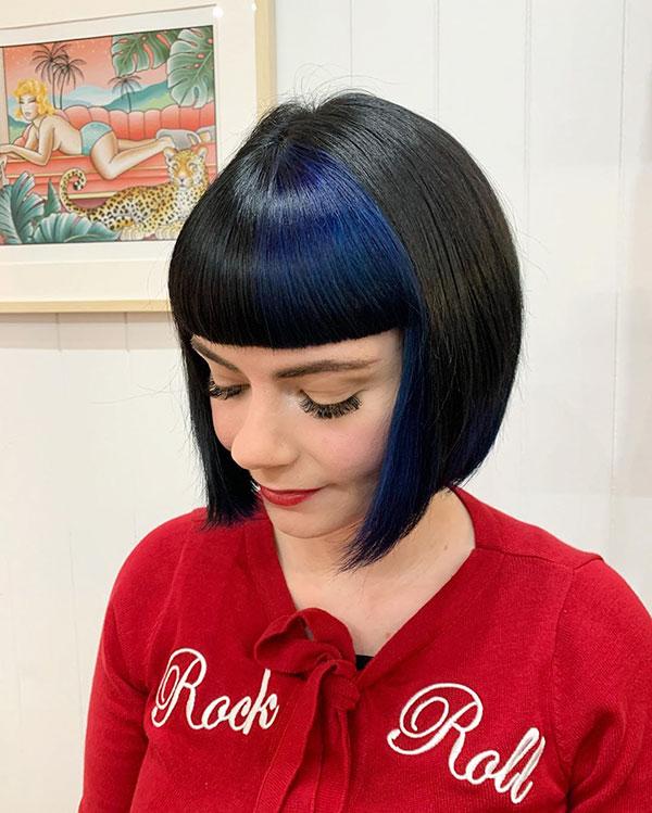 bob hair trends 2021