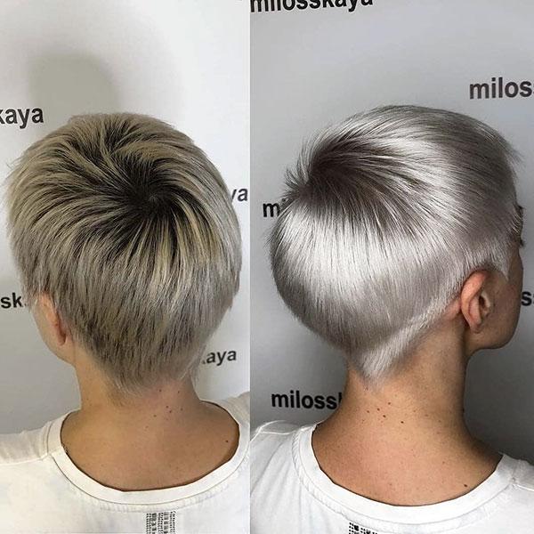 coolest short haircuts