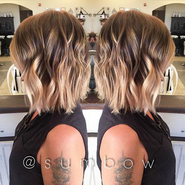 hair cut short 2021