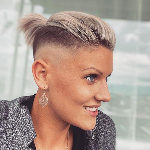 hair cuts short for ladies