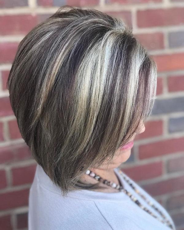hair styles for bob hair