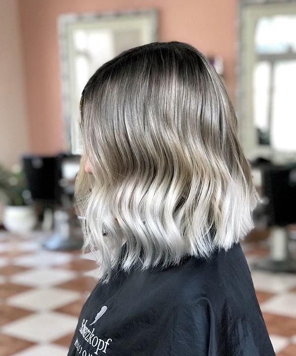 haircut 2021 female short