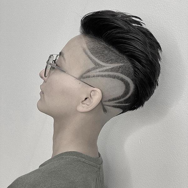 haircut short 2021