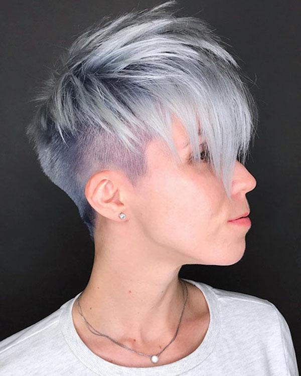 haircut styles for short hair
