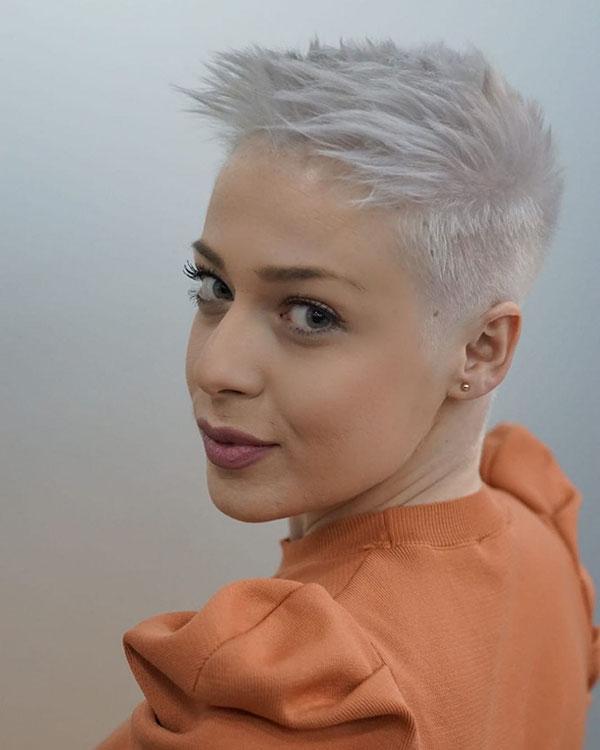 haircuts for short hair 2021