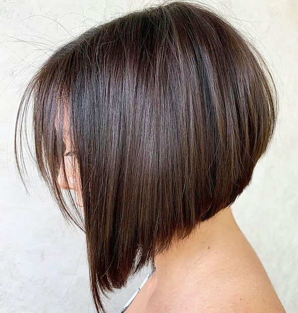 hairstyles for short bob hair