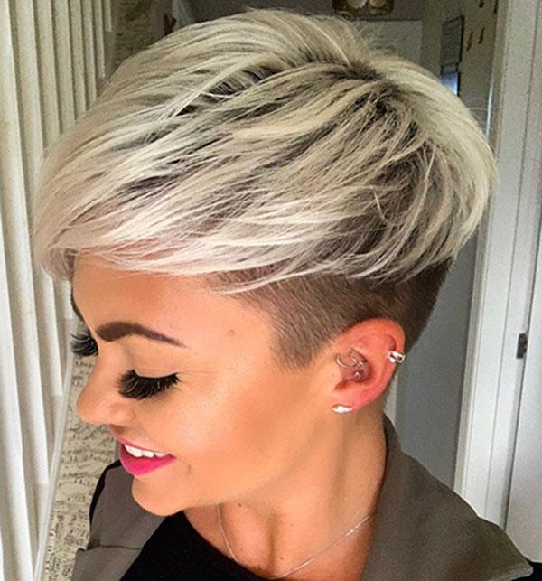 hairstyles for short hair women