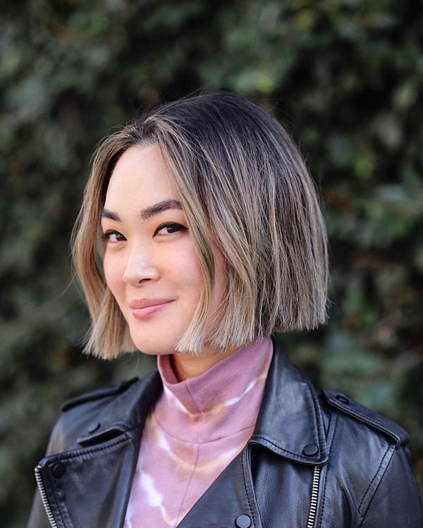 ladies short hairstyles for 2021