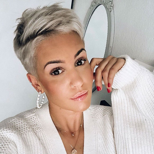 latest pixie cuts for 2021