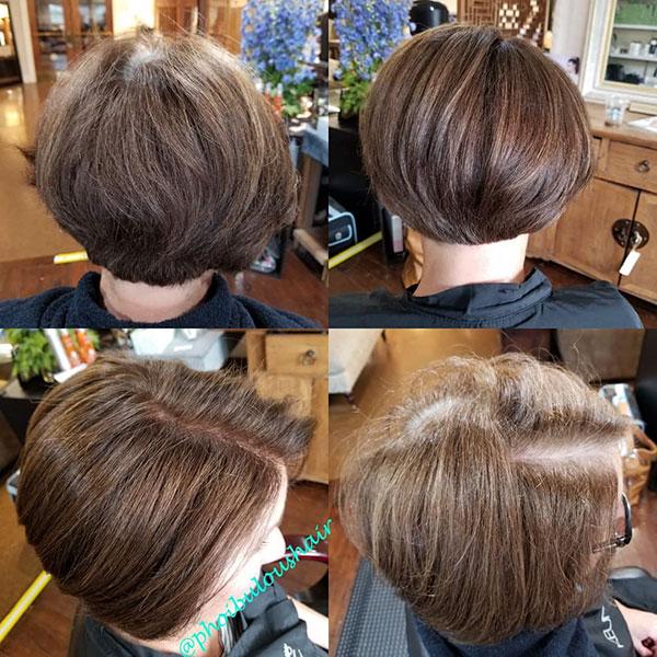 latest short bob haircuts