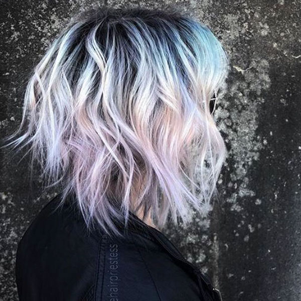 latest short hair cuts for ladies