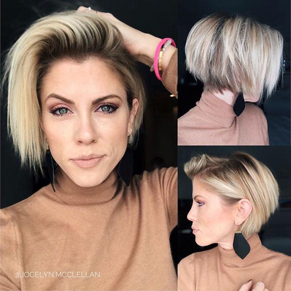 most popular short haircuts