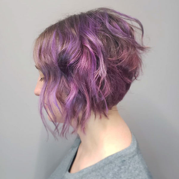 new bob hair styles