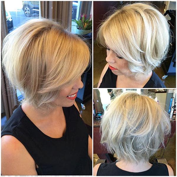 new short haircut for women