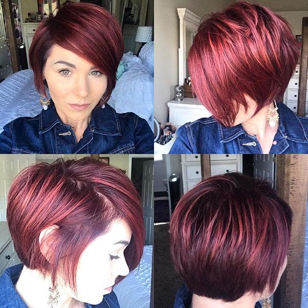 pics of womens short haircuts