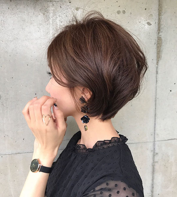 pictures of short bobs