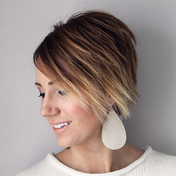 pictures of short hair cuts
