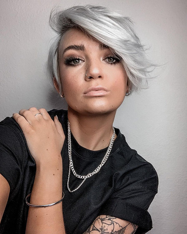 pixie cut womens hairstyles