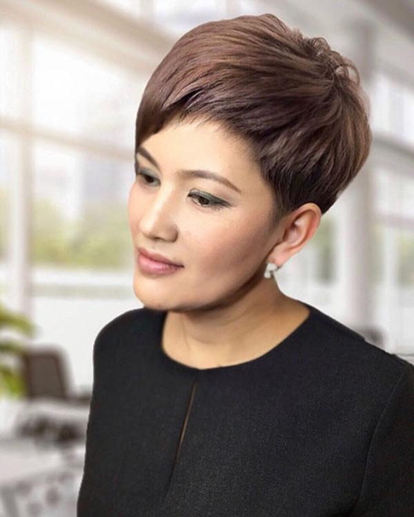 pixie hair styles for women