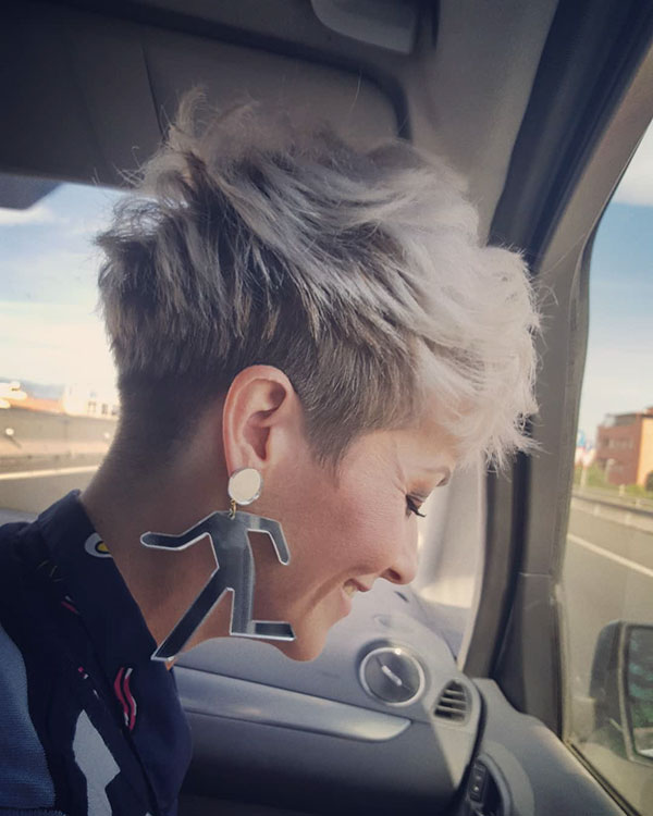 pixie haircut gallery