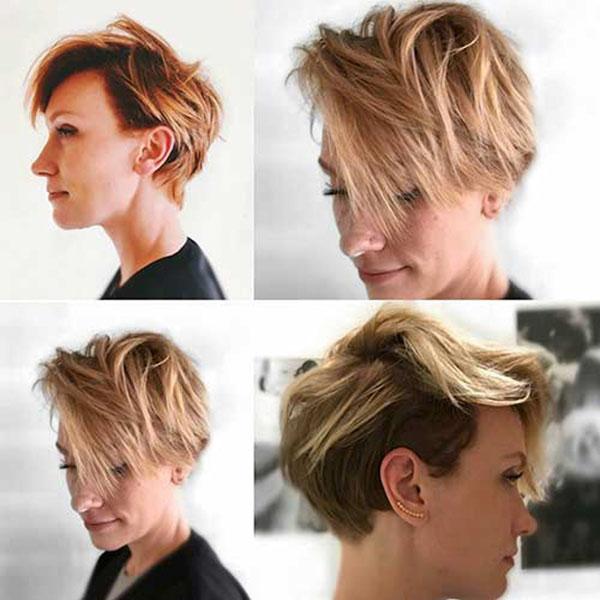 pixie haircut gallery 2021