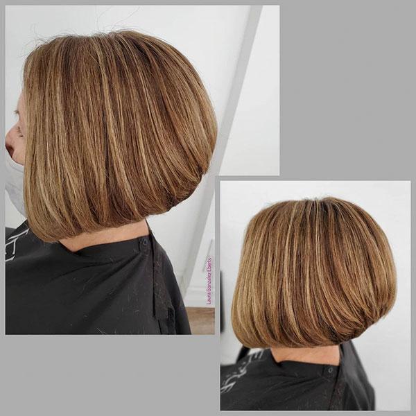 short bob hair cuts 2021
