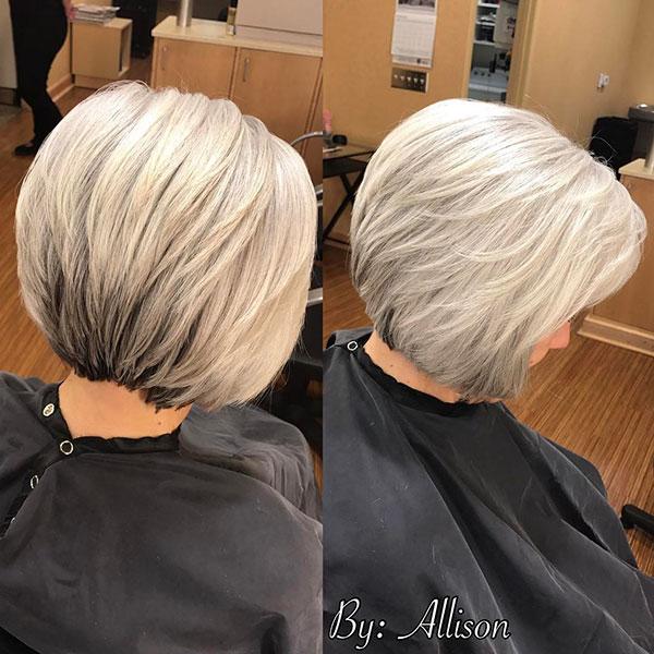 short bob hair for women