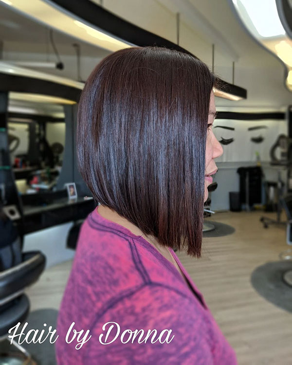 short bob hair styles for women
